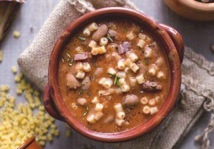 ezra soup