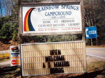 rainbow springs campground